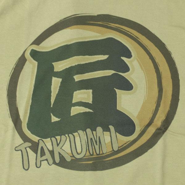 オリジナルTシャツ「匠」