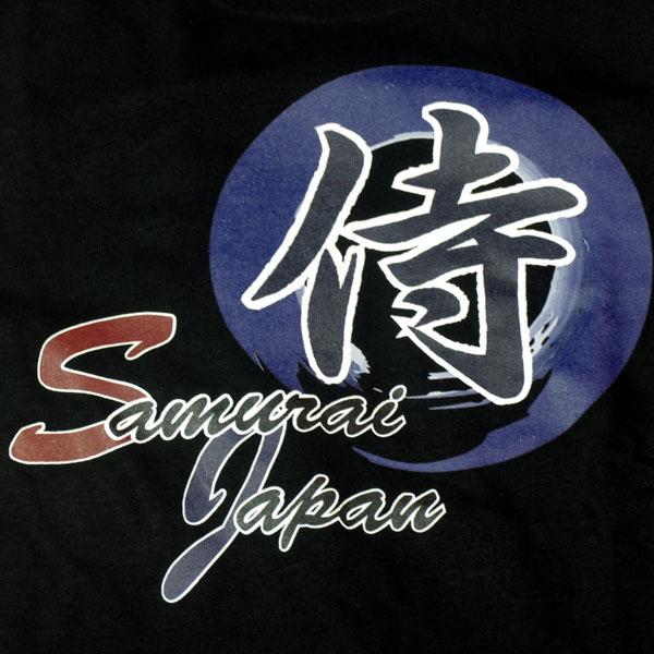 オリジナルTシャツ「侍」