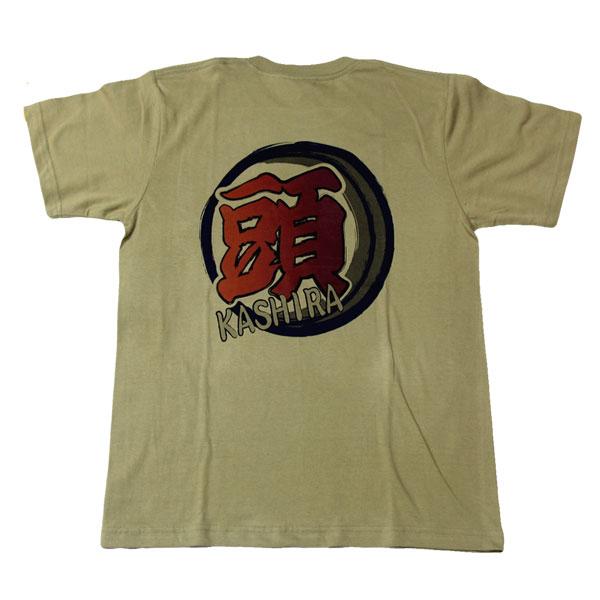 オリジナルTシャツ「頭」