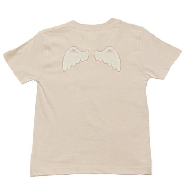 オリジナル子供Tシャツ「天使の羽根」