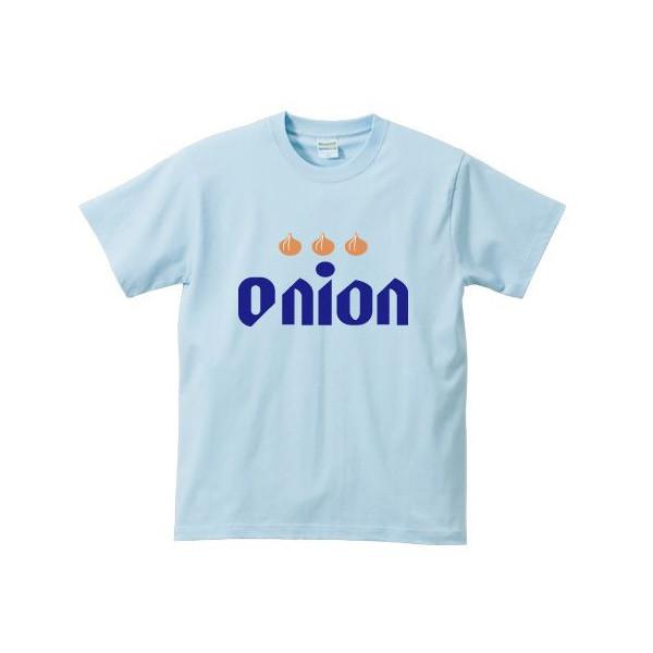 パロディTシャツ「Onion」